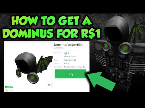 How To Snipe Limited Items For R$1! (ROBLOX)