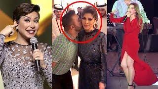 اصعب 15 موقف محرج صدم الفنانين امام جمهورهم