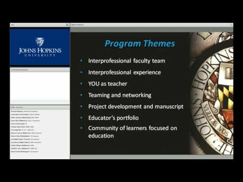 MEHP   Master of Education in the Health Professions