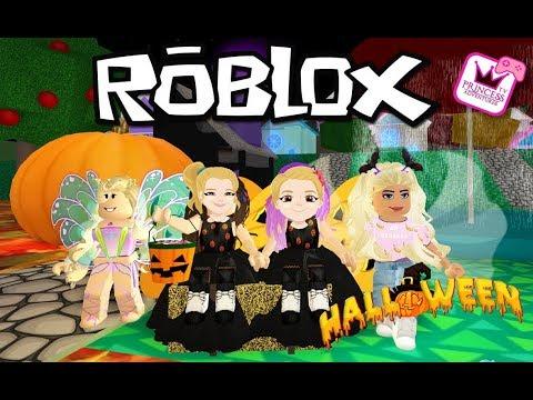 ROBLOX FAIRIES and MERMAID HIGH SCHOOL Halloween Realm Online Game