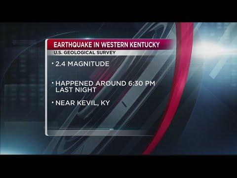 Xxx Mp4 2 4 Earthquake Reported Near Kevil Ky 3gp Sex
