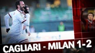 AC Milan | Cagliari-Milan 1-2 Highlights