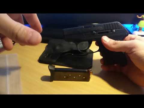 Talon wallet holster unboxing/review Ruger LCP .380 Kel Tec P3AT