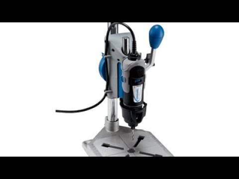 Dremel Rotary Tool Workstation Review
