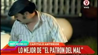 """INFORMES IMPLACABLES  """"Soy un ser humano, no soy ningún perro..."""" Resumen Escobar, el patrón del mal"""