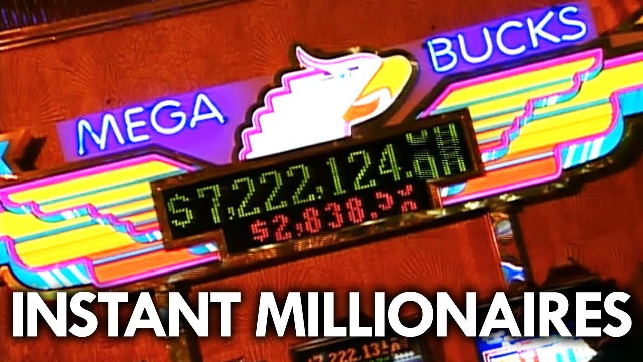 Instant Millionaires | DOCUMENTARY | Gambling | Casino | Lottery Winner | Poker | Slot Machines