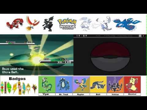Pokémon White Walkthrough Part 33 - Legendary Hunting, Part 2