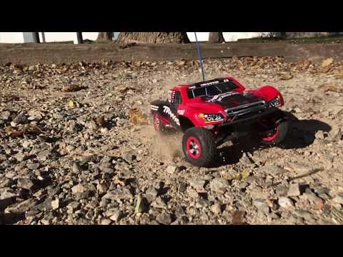 Traxxas Slash 4WD R/C truck review