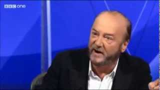 George Galloway rips into Angus Robertson and the SNPs narrow attitude