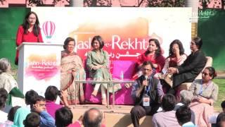 Jashn-e-Rekhta 2017 :  Khawateen Ka Mushaira
