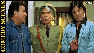 The Best Comedian Asrani | Shera Movie Comedy Scene