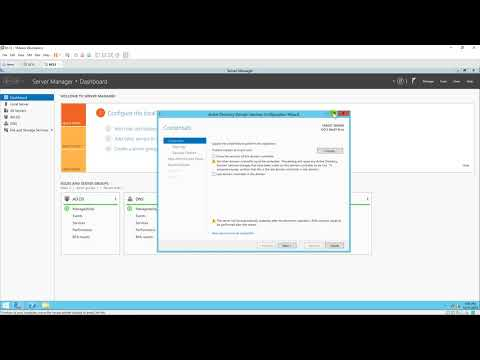 Remove a child domain running Windows Server 2012 R2 (Child Domain available - for lab environment)