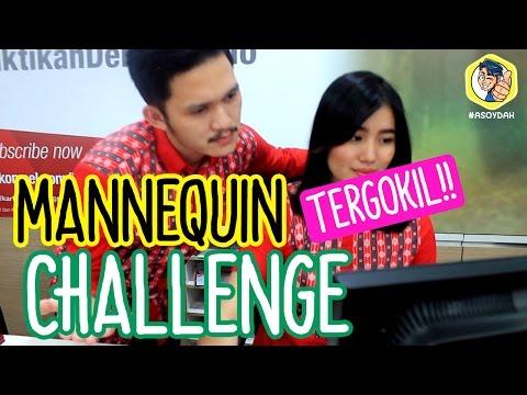 MANNEQUIN CHALLENGE DI KANTOR GRAPARI TELKOMSEL | MANNEQUIN CHALLENGE INDONESIA
