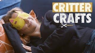 Sleeping Eye Mask | Critter Crafts