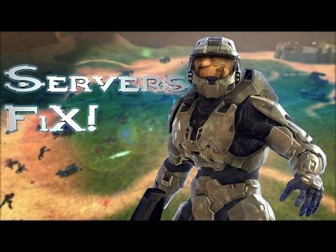 Halo Servers Fix + OSX 10.9 Mavericks Fix - PC & Mac!