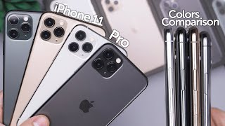 iPhone 11 Pro: All Colors In-Depth Comparison! Which is Best?