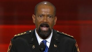 SHERRIF DAVID CLARKE RIPS BLACK LIVES MATTER ORGANIZATION