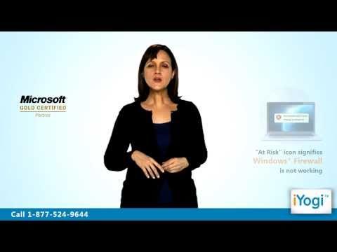 Windows® Vista® firewall not working