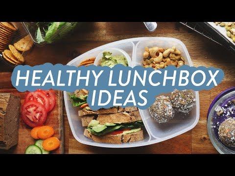 Healthy Vegan Lunchbox Ideas | Homemade & Delicious