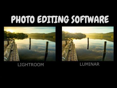 NEW Amazing Photo Editing Software   Luminar