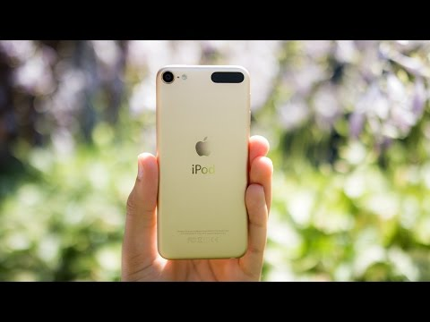 Apple iPod Touch 6th Generation Review (2015 Model iPod 6 Gold)
