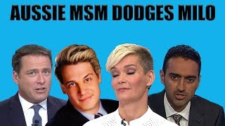 Australian MSM Dodges MILO