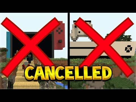 Minecraft Xbox One/Switch - NO MORE UPDATES! For Minecraft Console Edition