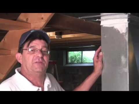 How to seal home air ducts and save money!
