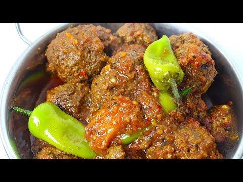 KOFTA KARAHI - کوفتہ کڑاہی - कोफ्ता कड़ाही (Eid Recipe) *COOK WITH FAIZA*