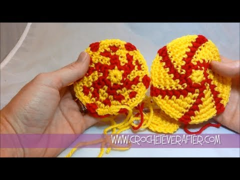 Single Crochet Tutorial #12: Increase in the Round