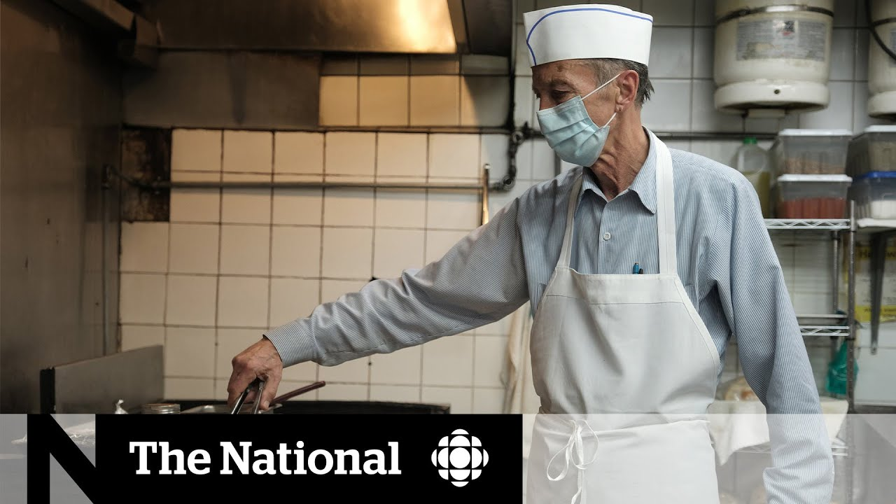 Toronto restaurant works against the odds to survive the pandemic