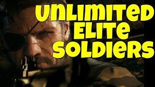 Metal Gear Solid V - Como desbloquear el Agujero de Gusano