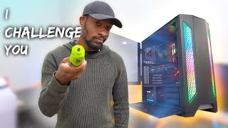 Easy Gaming PC Build Challenge!