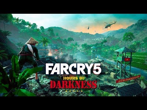 Far Cry 5 - Hours Of Darkness DLC - Let's Play (FULL DLC) | DanQ8000