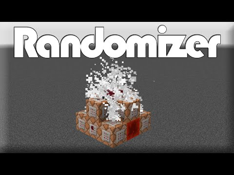 [Tutorial] A new randomizer concept with up to 360 outputs at 20 outsputs/sec! [MC 1.8.6+]