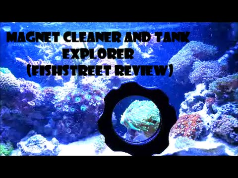 MAGNET CLEANER AND TANK EXPLORER!!! (FISHSTREET REVIEW)