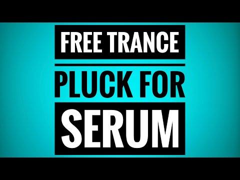Free Track Pluck for Serum | Trance Tutorials