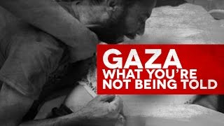 The Gaza Bombardment - What You