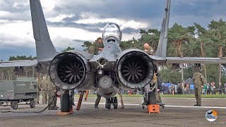 MiG-29 start-up to shut down | Polish Air Force | Kleine Brogel Air Base