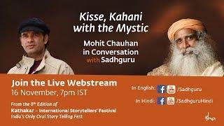 Mohit Chauhan with Sadhguru: Kisse, Kahani with the Mystic