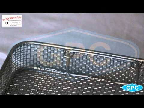 Stainless Steel Wire Mesh Trays & Wire Baskets | Manufacturer | India