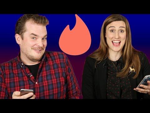 Married People Use Tinder For The First Time