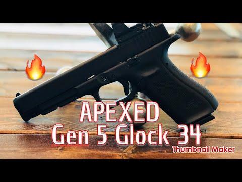 """APEXED Gen 5 Glock 34 : """"My New Carry Optics Pistol!"""