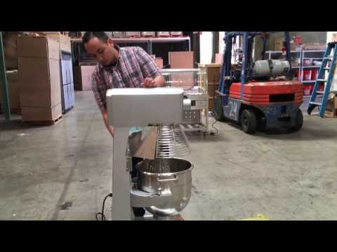 commercial dough mixers GRINDER Bakery Equipment mixer