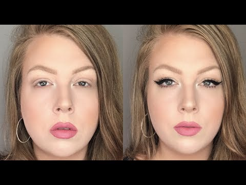 How To: Dramatic Winged Liner For Hooded Lids and Downturned Eyes