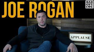 I woke up to a phone call from Joe Rogan...