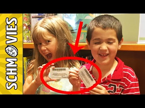 Kids Get Their Own Library Cards!