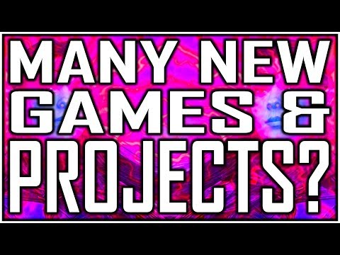 BETHESDA E3 - Many New GAMES & Many New PROJECTS... Projects? What's A Project?