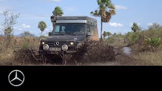 Mercedes-Benz G-Class: Strong Stories | Around the world in 80 rides