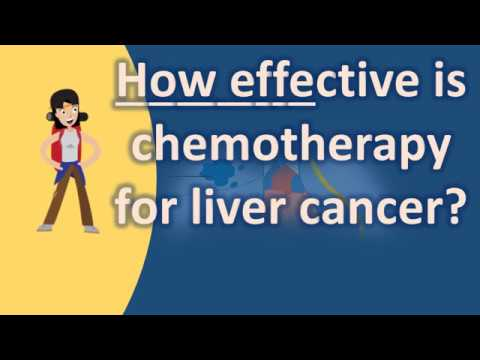 How effective is chemotherapy for liver cancer ? |Find Health Questions